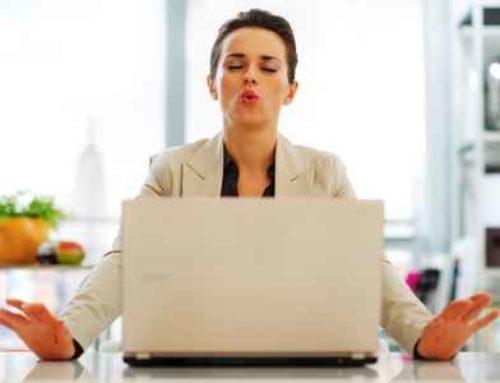 Gestire la pressione sul lavoro con la soffrologia