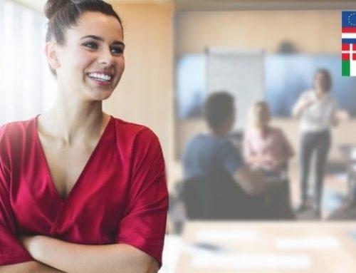 È possibile formarsi per la professione di sofrologo in una lingua straniera!